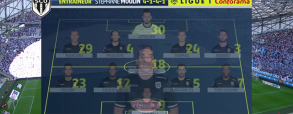 Olympique Marsylia 1:1 Angers