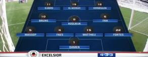 Excelsior Mouscron 0:1 Gent