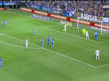 Deportivo La Coruna 0:3 Real Madryt