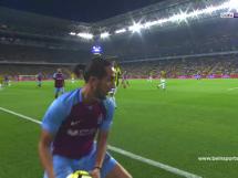 Fenerbahce 2:2 Trabzonspor