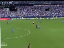 Malaga CF 0:1 SD Eibar