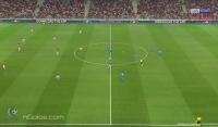 Napoli wygrywa z Nice! [Wideo]