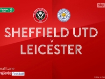 Sheffield United 1:4 Leicester City