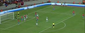 Steaua Bukareszt 1:5 Sporting Lizbona