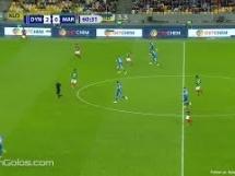 Dynamo Kijów 3:1 Maritimo Funchal