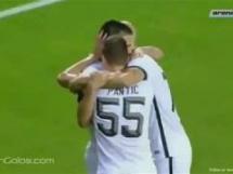 Videoton 0:4 Partizan Belgrad
