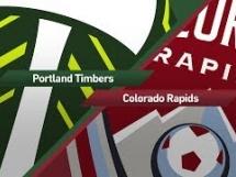 Portland Timbers 2:1 Colorado Rapids