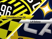 Columbus Crew 2:0 Los Angeles Galaxy