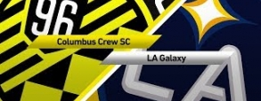 Columbus Crew 2:0 Los Angeles Galaxy