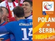 Polska 0:3 Serbia