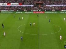 FC Koln 1:3 Hamburger SV