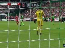Werder Brema 0:2 Bayern Monachium
