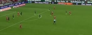 Dwie bramki Lewandowskiego z Werderem Brema!