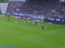 Erzgebirge Aue 3:1 FC Nurnberg