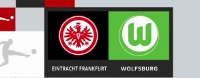 Eintracht Frankfurt 0:1 VfL Wolfsburg