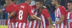 Las Palmas 1:5 Atletico Madryt