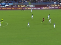 AS Roma 1:3 Inter Mediolan
