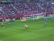 Girona FC 1:0 Malaga CF