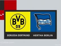 Borussia Dortmund 2:0 Hertha Berlin