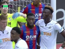 Crystal Palace 0:2 Swansea City