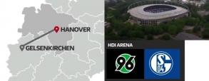 Hannover 96 1:0 Schalke 04