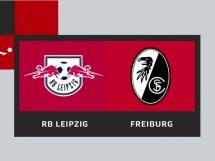 RB Lipsk 4:1 Freiburg