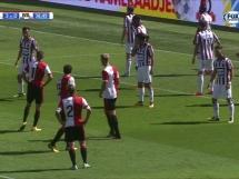 Feyenoord 5:0 Willem II