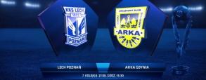 Lech Poznań 3:0 Arka Gdynia