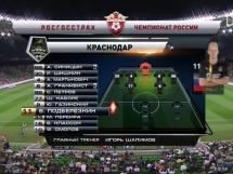 FK Krasnodar 2:0 Dynamo Moskwa