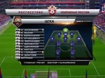 CSKA Moskwa 0:1 Terek Grozny