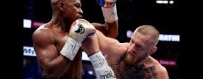 Conor McGregor 0:1 Floyd Mayweather Jr.