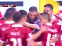 Izrael 0:1 Macedonia
