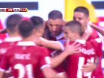 Serbia 3:0 Mołdawia