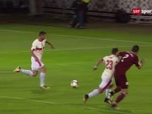 Łotwa - Szwajcaria 0:3