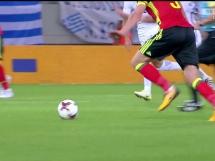 Grecja 1:2 Belgia