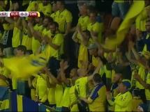 Białoruś - Szwecja 0:4
