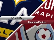 Los Angeles Galaxy 3:0 Colorado Rapids