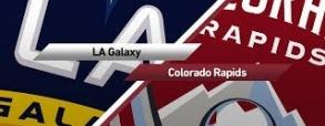 Los Angeles Galaxy 3:0 Colorado Rapids