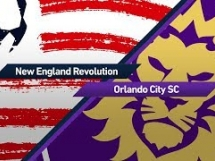 New England Revolution 4:0 Orlando City