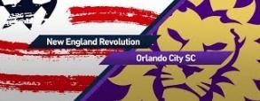 New England Revolution 4:0 Orlando City