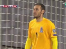 Norwegia 2:0 Azerbejdżan