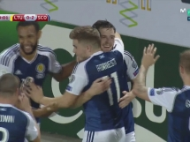 Litwa 0:3 Szkocja