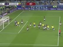 Brazylia 2:0 Ekwador