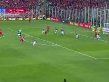 Chile 0:3 Paragwaj
