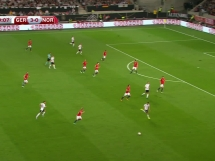 Niemcy 6:0 Norwegia