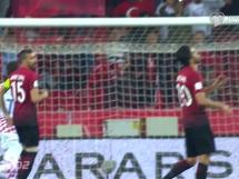 Turcja 1:0 Chorwacja