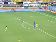 Kolumbia 1:1 Brazylia