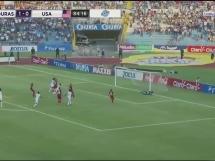 Honduras 1:1 USA