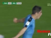 Paragwaj 1:2 Urugwaj