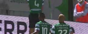 Feirense 2:3 Sporting Lizbona
